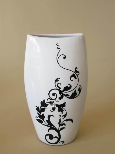 Decoracion Jarrones De Barro ~   barro, torno  Jarrones modernos de dise?o Polonio, ceramica