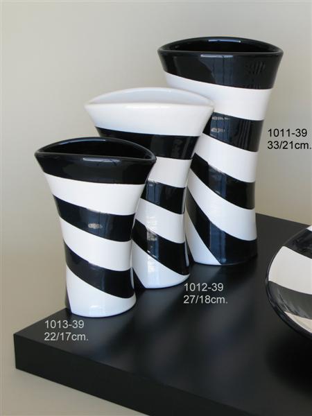 Jarrones modernos jarrones pintados a mano modernos - Floreros modernos ...